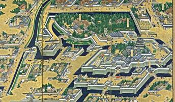 江戸城って一番すごい城だと思うのだけど