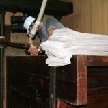 『『富士 玄米酢』の圧搾はこんなに大変 —1日目—』の画像