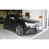 『【スタッフ日誌】 Audi S1(8X)にオススメパーツ続々追加!』の画像