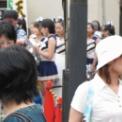 2010年 第60回湘南ひらつか 七夕まつり その1(神奈川大学交流20周年記念チア)