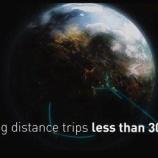 『世界中を30分で移動』の画像