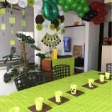 『マインクラフト パーティー』の画像