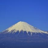 『閉山中の富士山に登った男性が火口に中に滑落』の画像