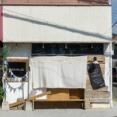 府道139号線ぞい寺田町の菓子店「OYATUYASI」が閉店してる