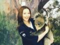 【画像】香里奈が抱くコアラに衝撃走るwwwww