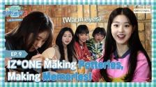 「IZ*ONE Eat-ting Trip3」EP09.IZ*ONE making potteries and memories!動画公開