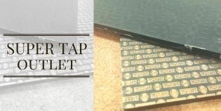 『SUPER TAP リフトシート アウトレット』の画像