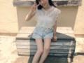 【画像】声優・石原夏織さんの華奢な太ももwwwww
