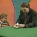 【動画】 幼い子供を騙そうとしてはいけません。手痛い仕打ちを受けます。