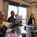 理事会勉強会を開催しました 12月15日
