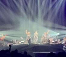 『元モー娘。の鞘師里保がベビメタの横浜ライブにダンサーとして出演してる!! #BABYMETAL 』の画像