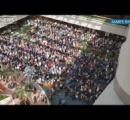 米オーランド空港でホテルから吹き抜けの空港ロビーに職員が飛び降り自殺、空港パニックで欠航や遅れ相次ぐ