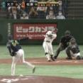 【巨人】松原、スタンド上段へ第10号ホームラン!!