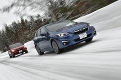 雪道が不安どころか楽しくなる! AWDの魅力