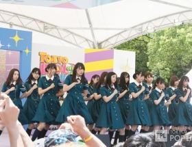 欅坂46のライブ中、熱狂したオタが進撃して大惨事