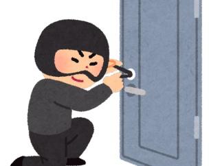 【強盗】23歳女性のマンションから1800万円入りの金庫を盗んだ3人逮捕…