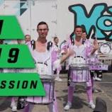 『【WGI】ドラム大会ロット! 2019年ミュージックシティ・ミスティーク『イン・ザ・ロット』大会本番前動画です!』の画像