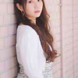 『[ニュース] イコラブ大谷映美里ちゃんが最新ヘアにチェンジ☆モーヴカラーのゆるふわロング - magacol【みりにゃ】』の画像