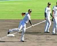 【阪神】北條 三塁に本格挑戦で出場数増へ 秋季C実戦で遊撃と半分ずつ守備
