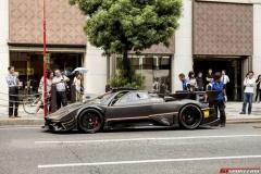 世界に5台、約3億円のパガーニ ゾンダ レヴォリューションが東京に到着 誰が買ったんだー!