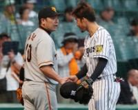 【阪神】鳥谷、阿部引退に「(WBCで)一緒にやったメンバーが辞めていくというのは寂しい感じ」