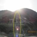 宗像大社・沖津宮遙拝所の不思議写真と、私のレイキ・講演・パワスポetcスケジュール