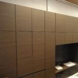 『ワイドが3500ミリのすえ木工のMGシリーズ展示が完了』の画像