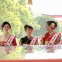 第60回鎌倉まつり2018 その5(ミス鎌倉2018お披露目の1)