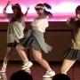 【動画】HD 2D Japanese high school girls dance (女子高生 JK ダンス)