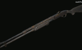 ポンプアクションショットガン(Pump action shotgun)