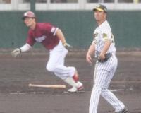 【珍事?】公式戦ゼロの阪神藤川球児が満塁被弾食らう