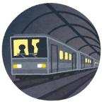 ロシアの地下鉄、変人度合いが高すぎるwwwwwwwww