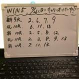 『一攫千金!先週WIN5キャリーオーバー発生!今週はWIN5狙え』の画像