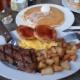 【画像】アメリカの朝食ヤバすぎてワロタwwwwwwww
