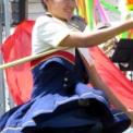 第67回湘南ひらつか七夕まつり2017 その54(神奈川県警察音楽隊/カラーガード隊)
