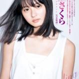 『【乃木坂46】遠藤さくらがグラビアなんだが、これが理由で買いにくい・・・』の画像