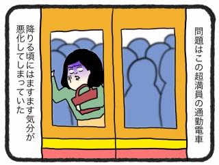 【妊娠レポ7】妊婦と地獄の満員電車