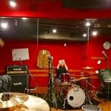 『友人のバンドをヘルプ!高田馬場ゲートウェイでドラムぶっ叩いて来たよ』の画像