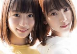 【驚愕】堀未央奈×掛橋沙耶香、まるで姉妹のような美しさ。。。