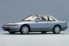 S13シルビア「K's」5速MT 新車価格 189万円 ※1988年モデルのデータ