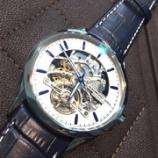 『寒い日は時計を眺めませんか??《RAYMOND WEIL》スケルトン【2785-STC-65001】』の画像