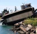 米海軍、ホバークラフトに代わる超巨大な水陸両用車を開発!ド迫力の走行映像も【動画】