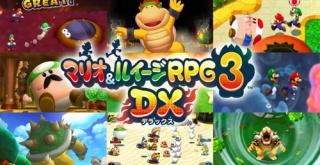 2019年発売予定。3DSリメイク『マリオ&ルイージRPG3 DX』が早くも豪州レーティング審査を通過。