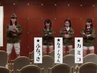 【朗報】ひなフェス抽選会で浜ちゃん大佐のあとを笠原・横山と共に歩く加賀楓