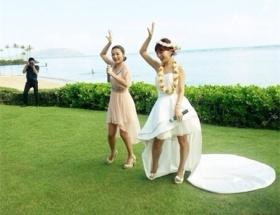 【悲報】保田圭、「ハワイで挙式やりなよ!絶対行くから!」とけしかけられた結果wwwww