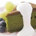 抹茶バターケーキ《満月》
