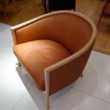 『【2013年3月20日まで飛騨高山物産展・日進木工の家具フェア】NシリーズのパーソナルチェアNC-011-B』の画像