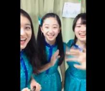 『【動画】チームしし座 Hello! Project LINE LIVE! 2017.01.28』の画像