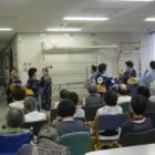 『日本舞踊のボランティアさんに来ていただきました。』の画像