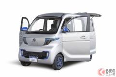 佐川の新EVは「中国車」じゃない?→「日本のベンチャー企業が企画設計したから」